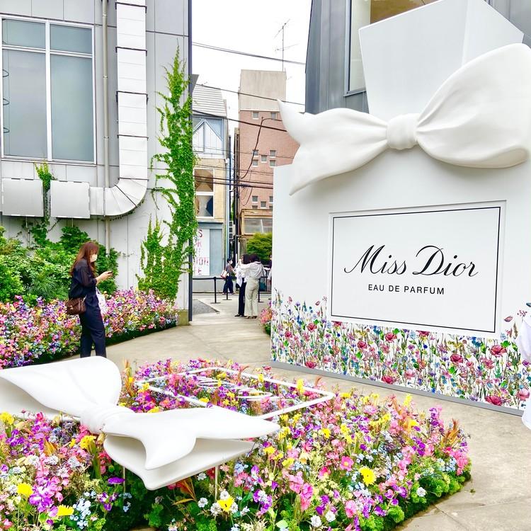 ミスディオール・アートイベント【Miss Dior EXHIBITION】に行ってきました!_1