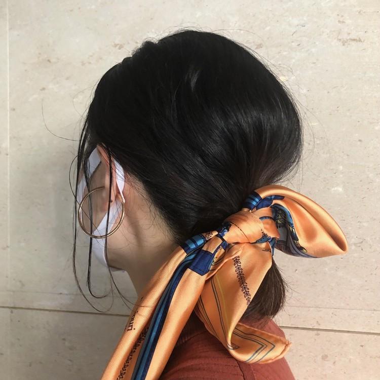 【エディターのおうち私物#111】夏マンネリに効く「マニプリ」の65×65ストール_3