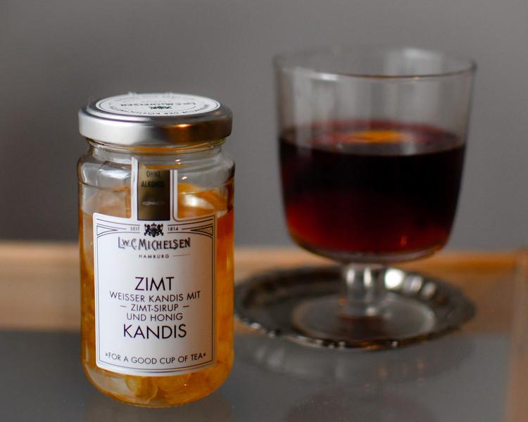 「ミヒェルゼン ツィムト キャンディス(シナモン)」のおすすめの飲み方3ホットワインアレンジ