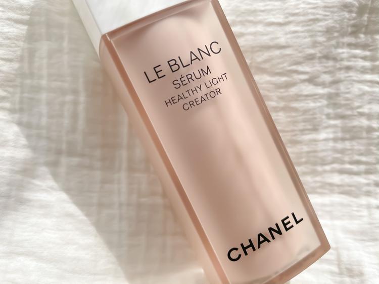 まろやかなピンクと純白に包まれたブライトニング美容液