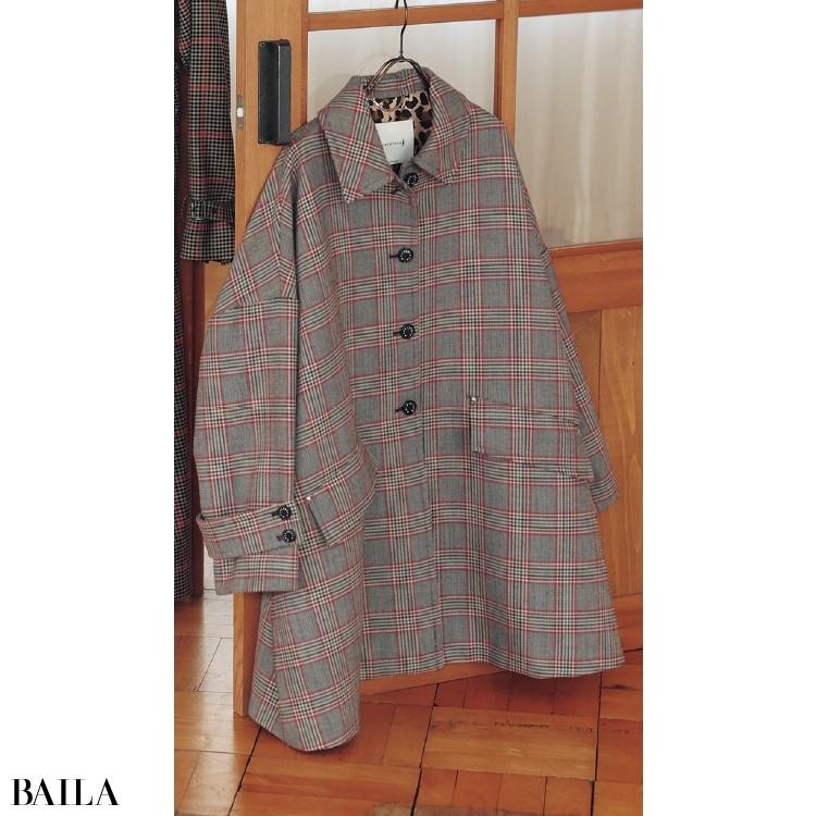 マッキントッシュのコート