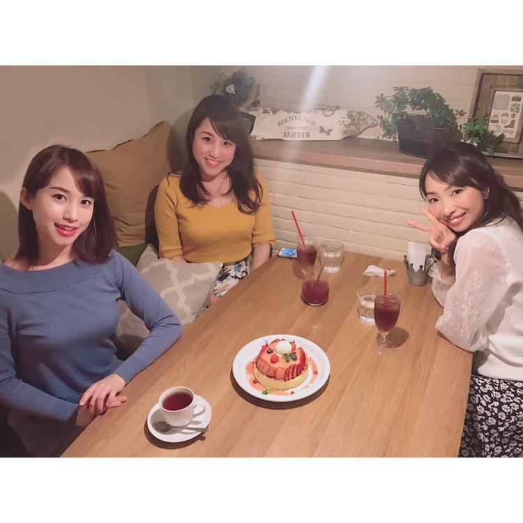 苺づくしパンケーキ♡隠れ家恵比寿カフェごはん_6