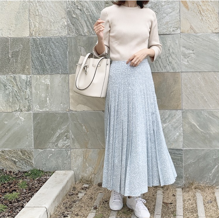【春コーデ】ロンハーマンのお気に入りスカート_1