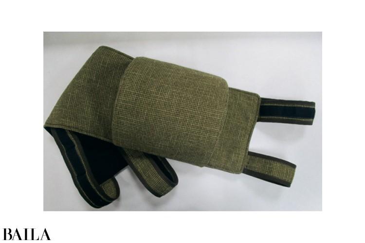 ウヤメソッド腰支え枕¥8800/お茶の水義肢装具
