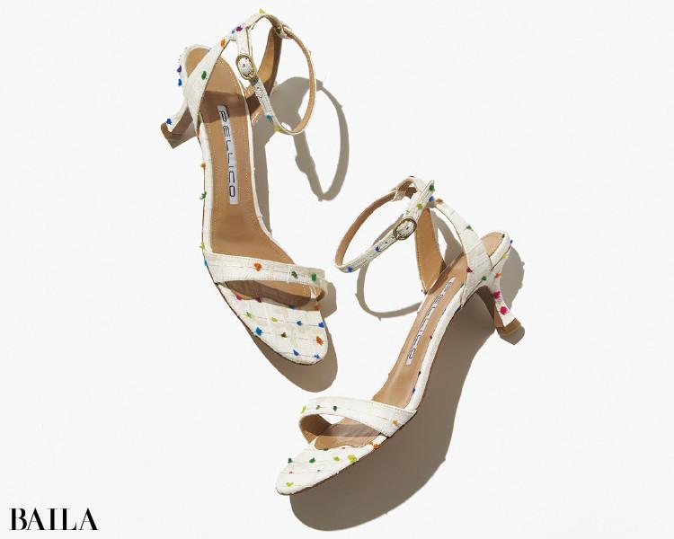 色とりどりのドットにひと目ぼれ!ペリーコの靴