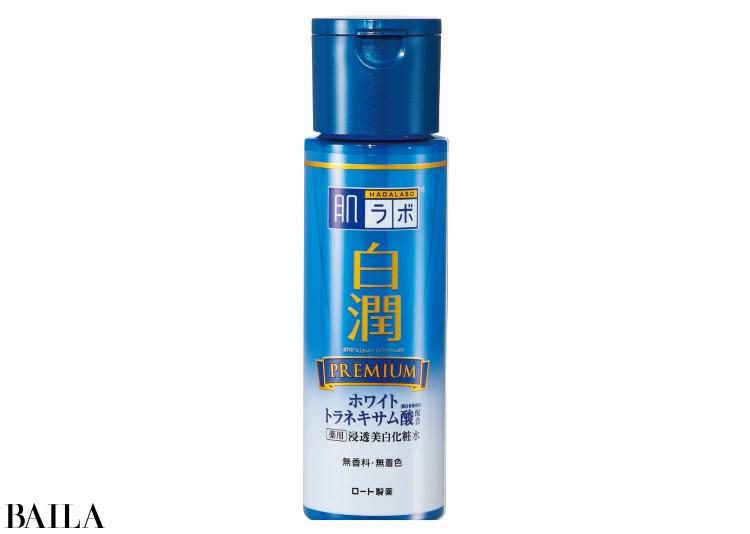 ロート製薬肌ラボ 白潤プレミアム薬用浸透美白化粧水