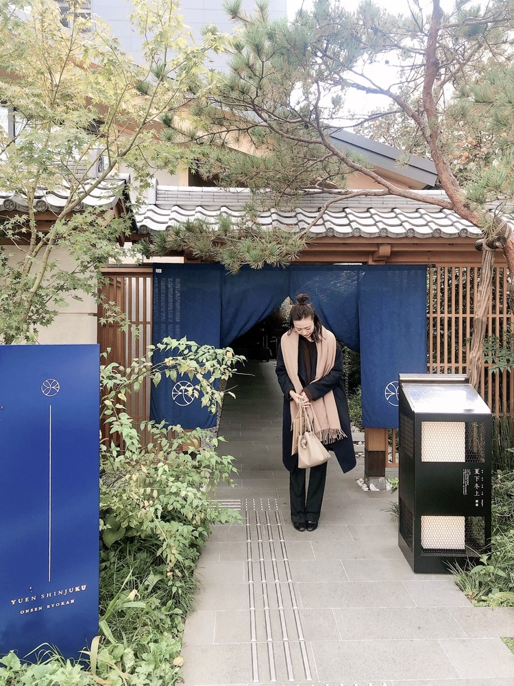都会のど真ん中。新宿で見つけた素敵な温泉旅館_6