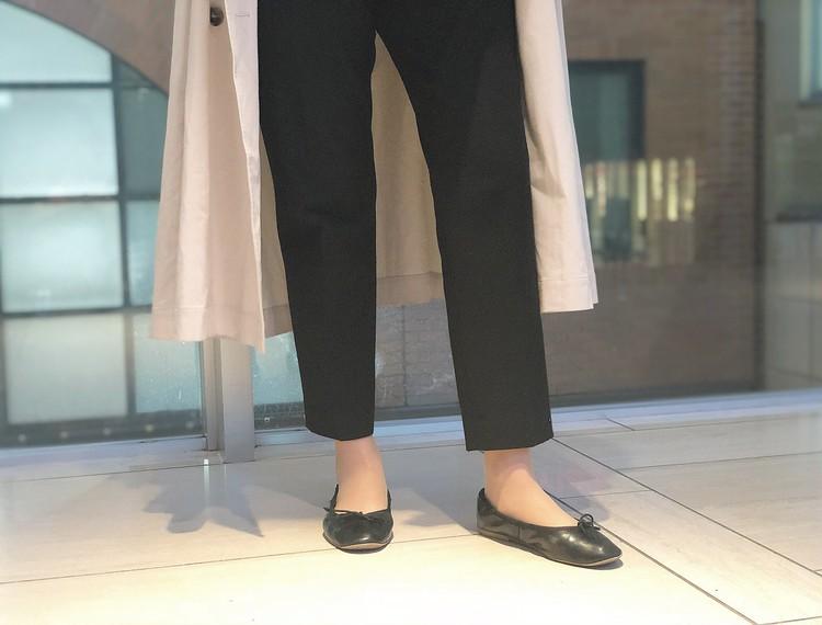 """【トレンチコーデ】春の""""似合う""""が見つかるBAILA3月号_7"""