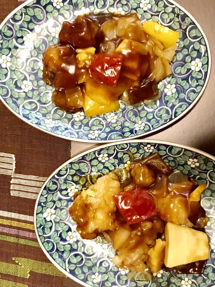 無印良品の冷凍食品「酢豚」実食感想(おいしい)