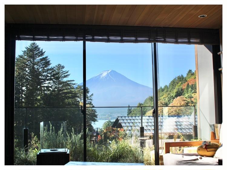 【GoTo】部屋から富士山♡森の中の隠れ家ホテルで贅沢stay_7