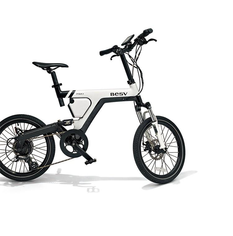 ベスビーの電動アシスト自転車「PSA1」