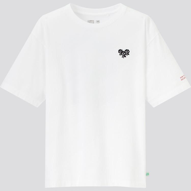 あつまれ どうぶつの森 UT グラフィックTシャツ(半袖・リラックスフィット)表