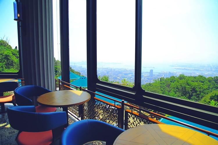 クラシカルなカフェから神戸の町並みを。景色を楽しむお店へ①【関西のイケスポ】_2_3