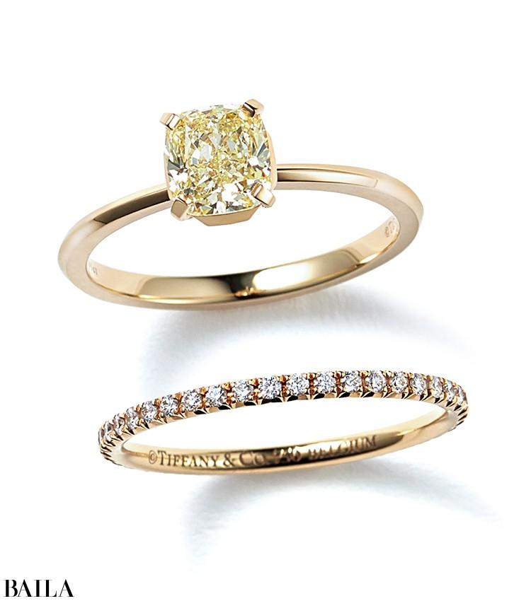 最高品質のイエローダイヤモンドにため息