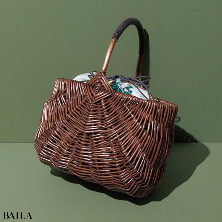 オーシバル×マニプリのバッグ