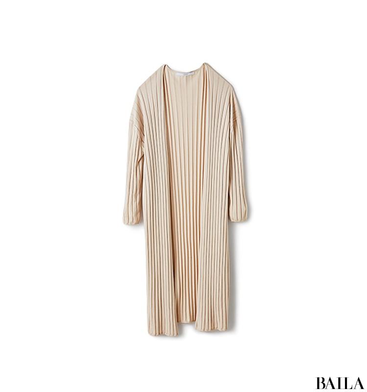 老舗企業に訪問する日は、きれいめブラウス×スカートの好感度スタイル【2019/10/9のコーデ】_2_3
