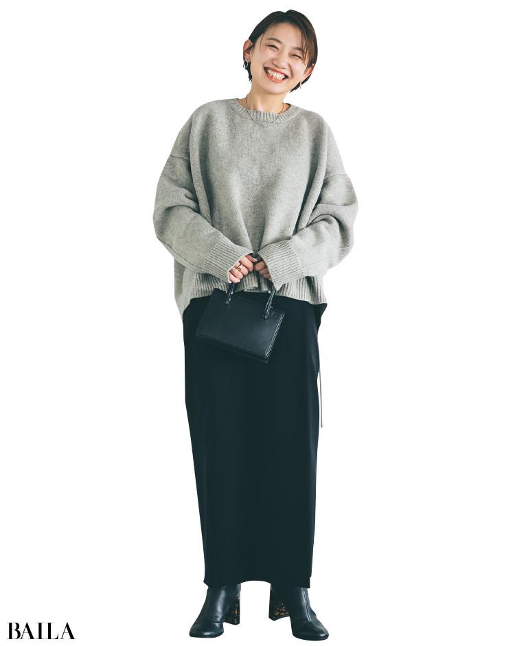【30代スタイリストが私服でアンサーまとめ】リアルだから役に立つ。その冬服はもっと素敵に着られる!_21