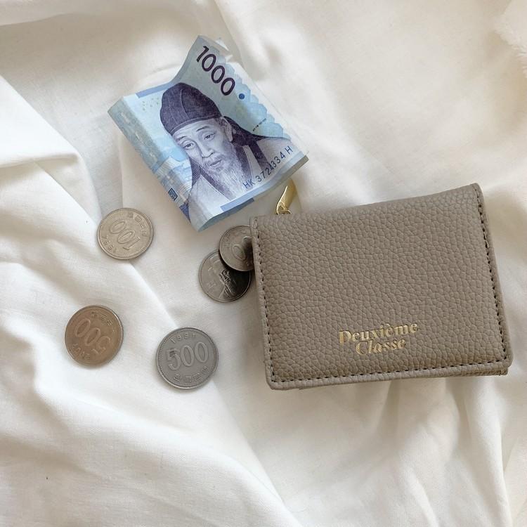 旅行用に♡BAILA付録のミニ財布_2