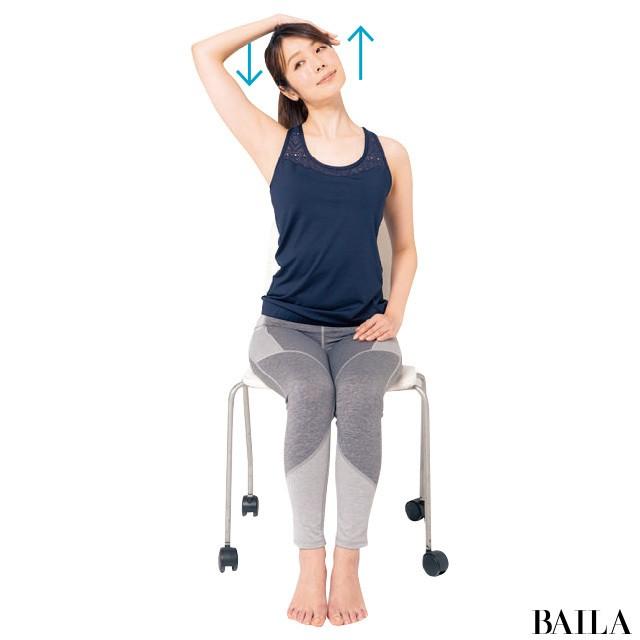 オフィスでできる!3筋肉を鍛えて姿勢美人【姿勢で-2kgヤセ見え⑨】_1_5