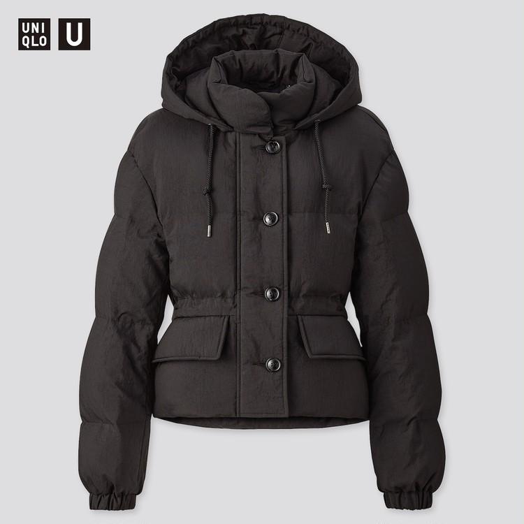 【ユニクロ ユー(Uniqlo U)】2020秋冬新作おすすめコート&ジャケット パデットパーカ