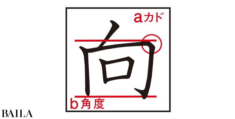 【書き文字性格診断】まずはこの4文字で<基本性格>を知ろう!_5