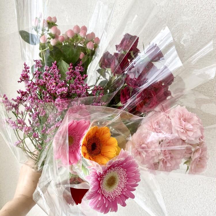 【エディターのおうち私物#36】1束¥390「ユニクロ(UNIQLO)」新オープンの原宿店やUNIQLO PARKで花やグリーンの販売をスタート!_4