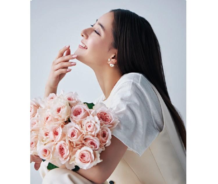 【Miss Dior】一面にバラが咲き誇る幸せの香り【新木優子×ミス ディオール ローズ&ローズ】_5