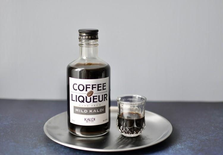 【カルディ】コーヒーリキュール マイルドカルディ