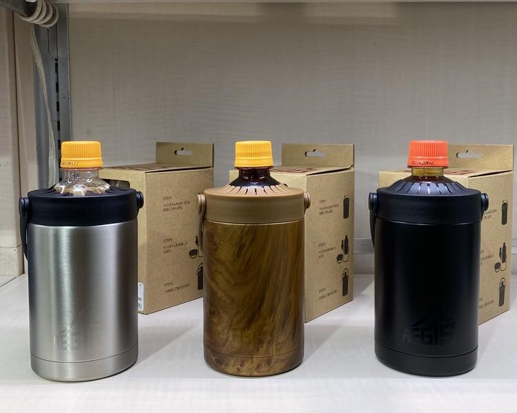 【ワークマン(WORKMAN)】幻の大人気商品「真空保温ペットボトルホルダー」新作が登場、ペットボトル飲料を温かい&冷たいままおいしく飲めてSNSで大人気_3