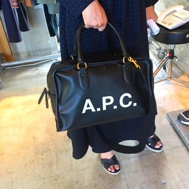 A.P.Cのレザーバッグや小物はデザインも値段も超優秀!_1