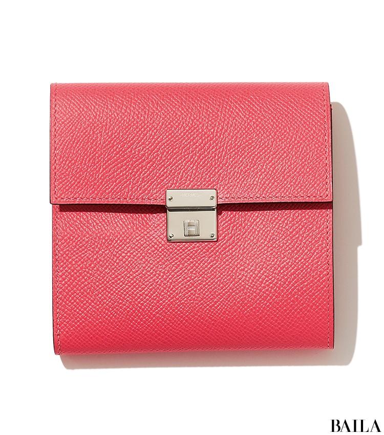 この秋、ミニ財布に買い替え♡ 毎日使う財布は憧れブランドが気分_1_4