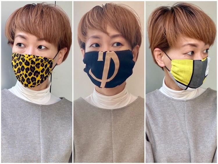 マスク不足に自力で立ち向かう【即席ハンカチマスクの作り方】ヘアゴム使用で縫わずに20秒で完成、意外と快適!_18