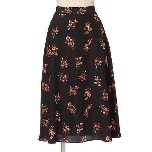 「涼しくて華やか」な【フェリース ルネス】の可愛げスカートが使える!_3_3