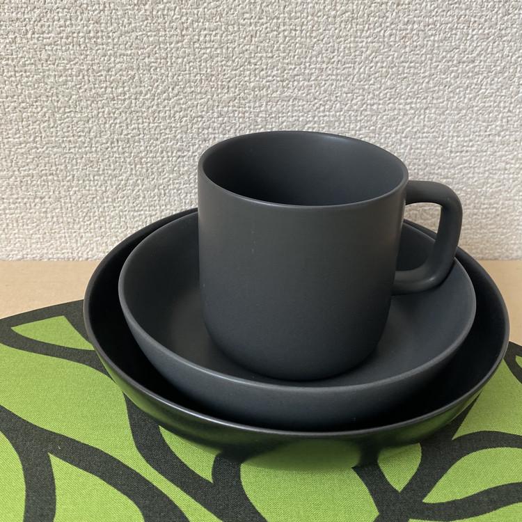 ダイソー DAISO 100均 100円ショップ 高価格帯 新ブランド スタンダードプロダクツ Standard Products おすすめ マグカップ 深皿 マット