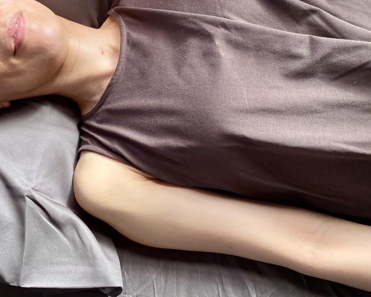 【ユニクロ(UNIQLO)エアリズム寝具 まくらカバー&シーツ】涼しさ・速乾機能そのまま、寝苦しさゼロで真夏の睡眠不足を解消◎_12