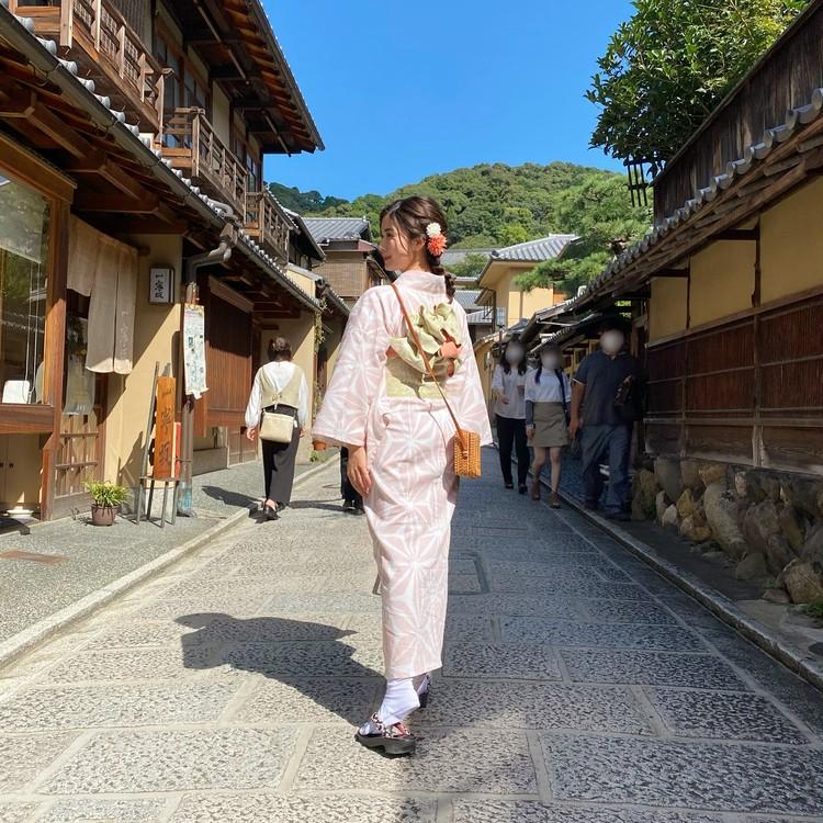 【日帰り京都旅行〜30代の着物レンタル】_2