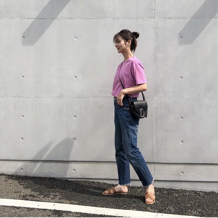 おしゃれ30代女子20人、初夏のプチプラ高見えコーデ【ユニクロ(UNIQLO)・ザラ(ZARA)・ジーユー(GU)・しまむら】_1_3