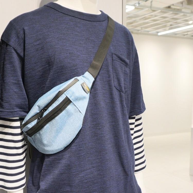 ¥1500以下【ジーユー(GU)】で買うべき新作トレンドバッグはウエストバッグ&サコッシュ!_1_1