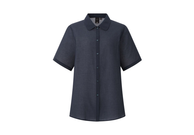 ユニクロ<HANA TAJIMA>2021春夏コレクション コットンロングシャツ