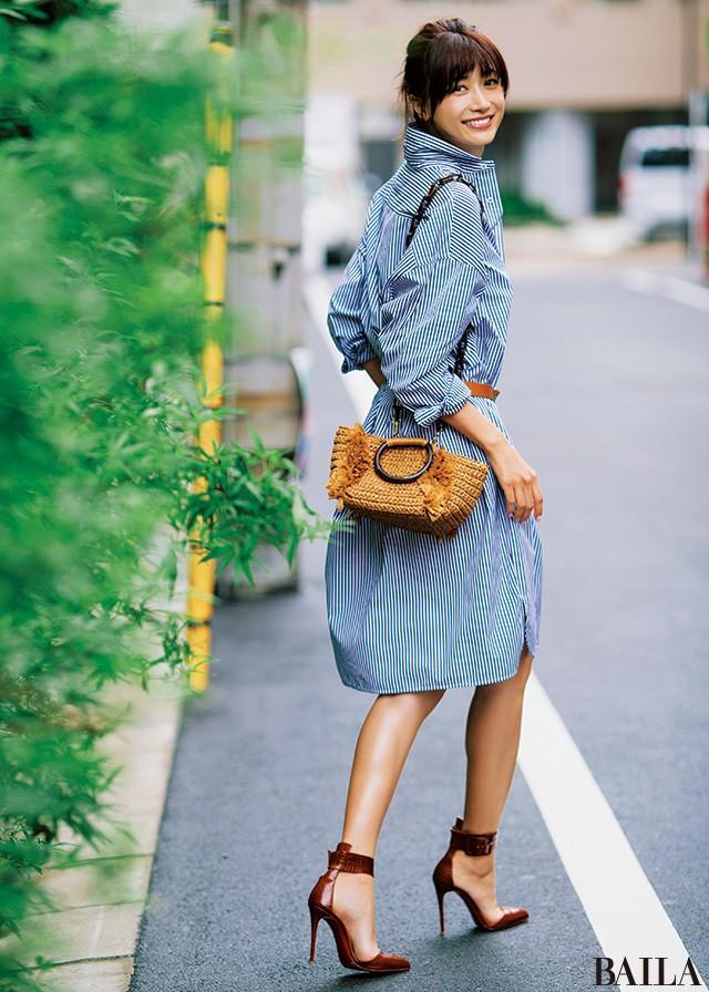 着るだけで女っぽさ3割増し♡ ヨンアの秋先取りワンピースガイド_1