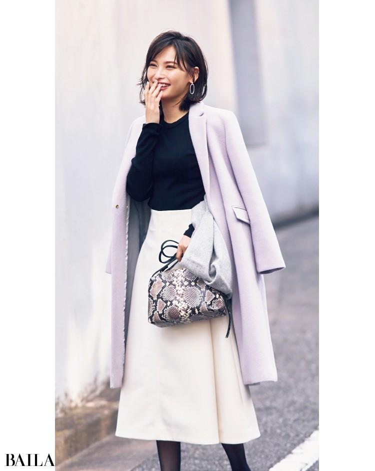 EMMEL REFINES[エメル リファインズ]のきれい色コート