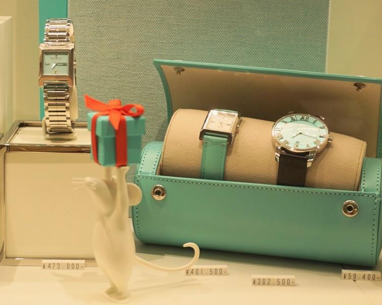 クリスマス仕様にドレスアップ中☆【ティファニー(Tiffany & Co.)】@キャットストリートでクリスマスギフト探し_13