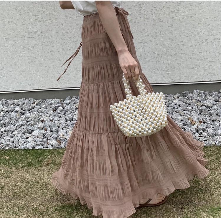ALLプチプラ♡服&サンダルは「ブラウン」投入で高見え狙い!_6