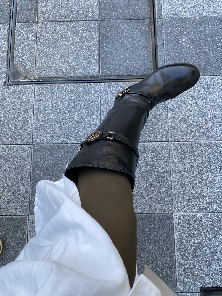 【ボトム別】BAILAタイツ比較&低身長ロングブーツコーデ_8