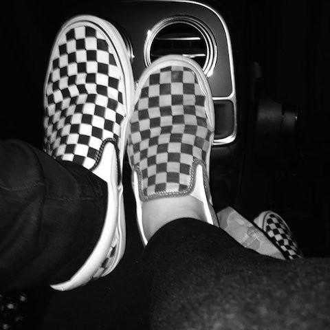【ベッカムご一家】靴だってお揃い♡ブルックリン&クロエ、愛の続報_1