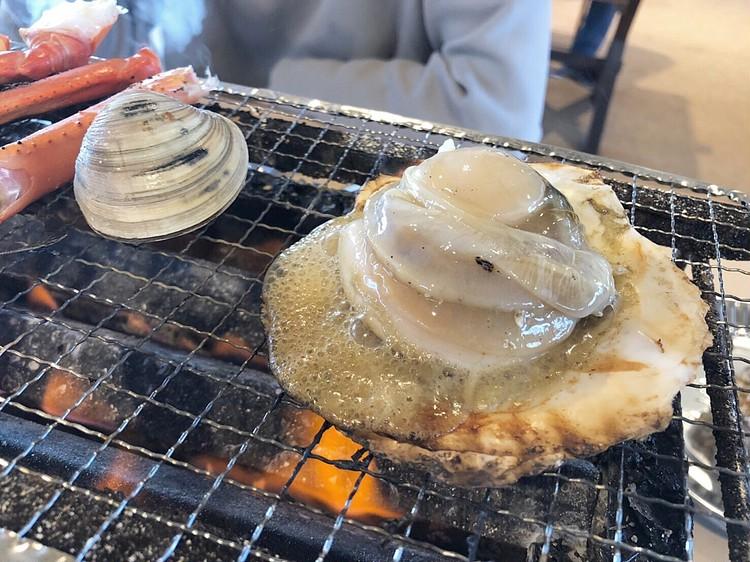 新鮮な海鮮が食べ放題!東京から車で1時間の海鮮浜焼き_7