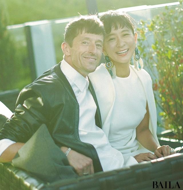 【佐藤佳菜子さんの花嫁ルポ】エレガントなドレスで大人ならではの品格を_1