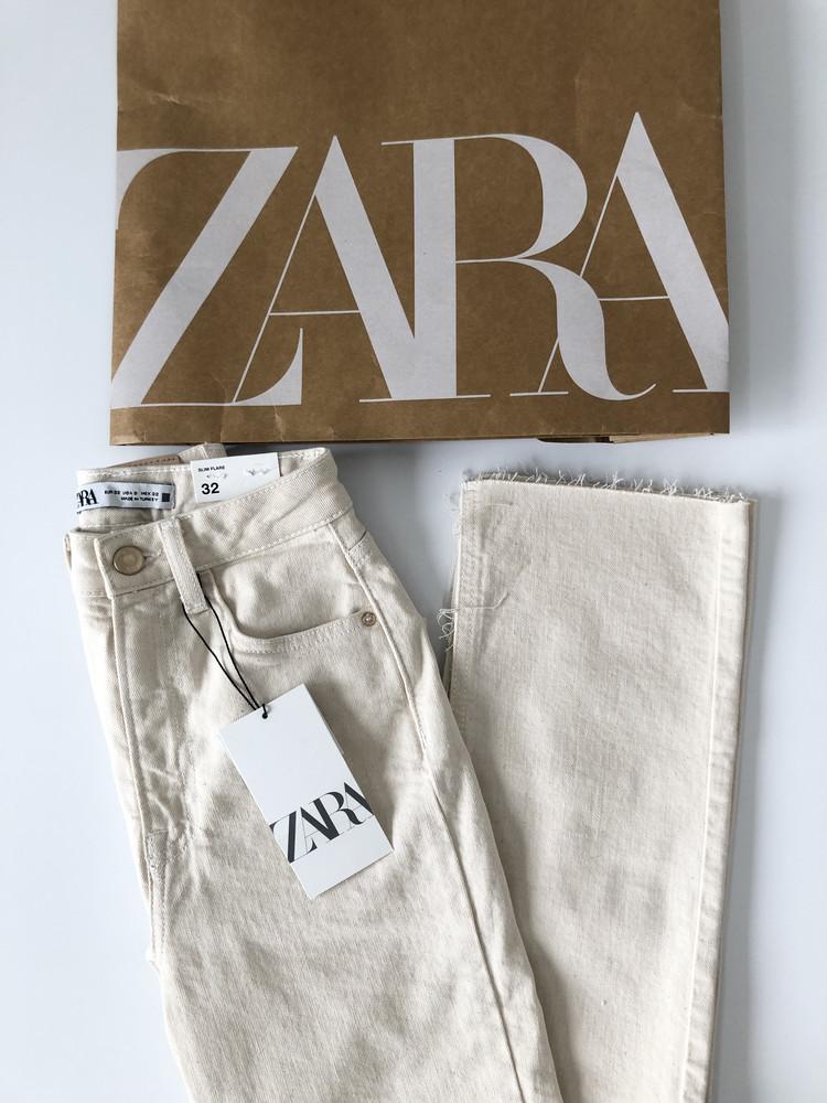 【ZARA(ザラ)】のデニム、1975 HIGH RISE SLIMを購入!