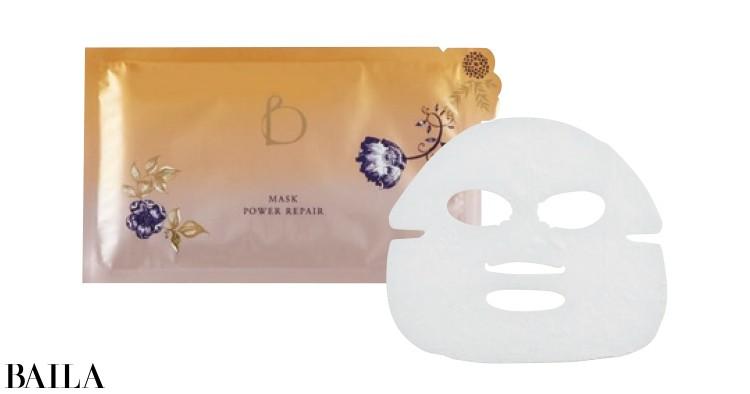 A 仕上げのクリーム代わりに濃密美白クリームシートマスク