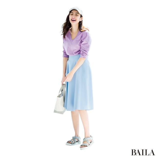 BAILA6月号なら! 【スカートのすべて】をマスターしてモテ直結♡_2_6